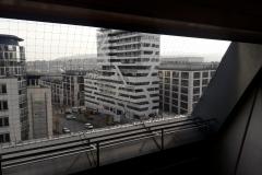 Vogelschutznetz Balkon
