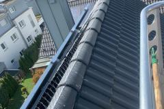 Taubenabwehr Dach