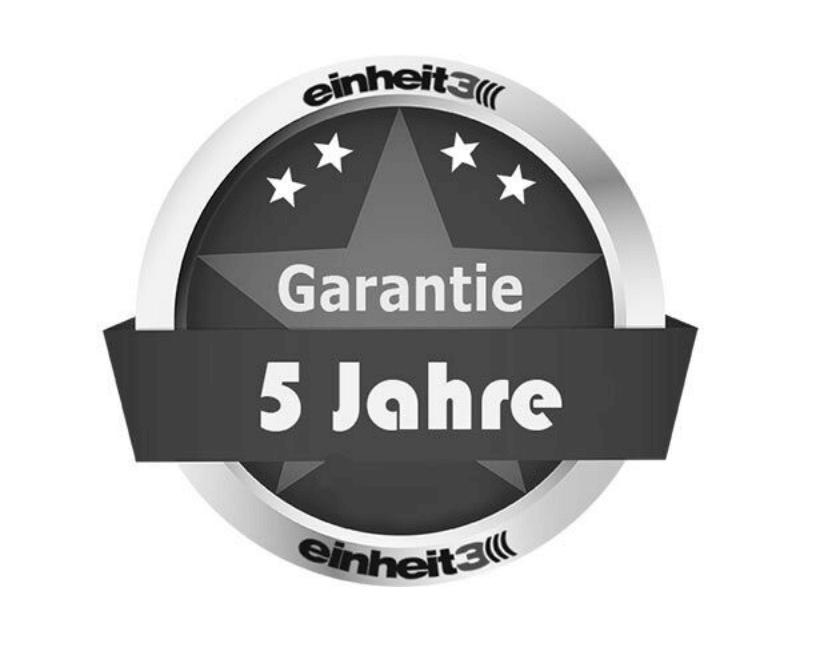 5 Jahre Garantie Taubenabwehr